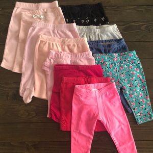 13pk! Baby Girl 3m pants bundle